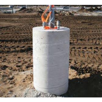 Sonoco Sonotube Concrete Forms | BSC - Building Specialties Company