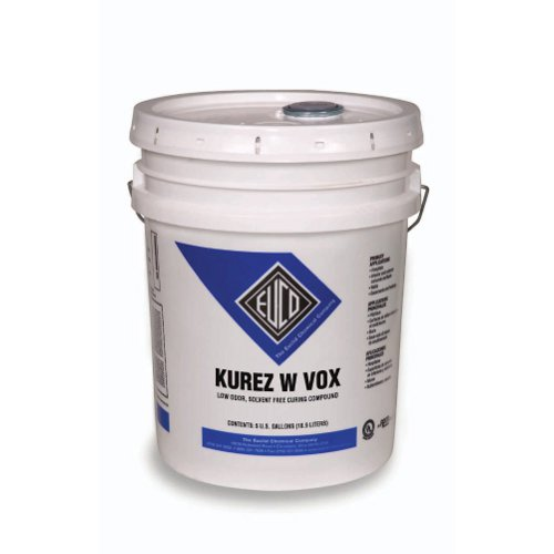 Kurez W Vox Wax Based Solvent Free Curing Compound Bsc